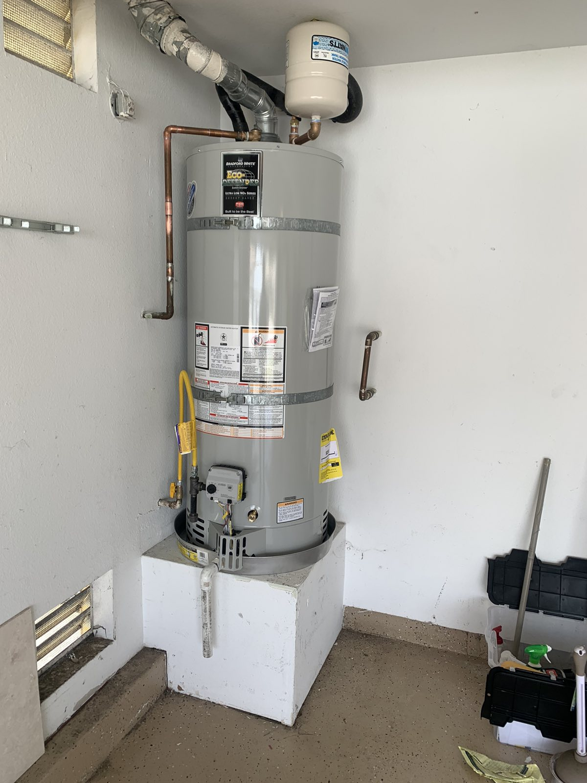 Water Heater Replacement Scripps Ranch 50 gallons in Scripps Ranch San Diego